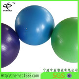 Boule de PVC bien conçue, balle de yoga de thérapie de yoga Fitness