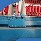 1250 Prensa hidráulica del filtro de la placa automática