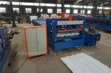 A telhadura do metal de folha do frio de Kxd 828 vitrificou o rolo da telha que dá forma à maquinaria