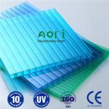 Zhejiang Aoci Anti-Rayent la feuille solide de PC pour la disposition de cabine
