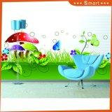 Красивейший пейзаж картины маслом весны для комнат малышей