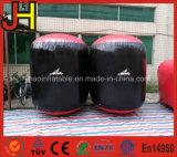 Arena gonfiabile del carbonile di Paintball