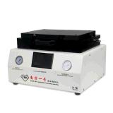 자동적인 자물쇠 가스로 기계 Oca 진공 박판으로 만드는 기계를 제거하는 LCD 접촉 스크린 수선 자동적인 거품