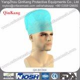 Docteur remplaçable non-tissé Surgical Cap avec l'élastique avec du ce