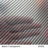 [1m large] énergie hydraulique neuve de fibre de carbone d'arrivée de Kingtop plongeant le film hydrographique imprimable Kttm104-1 d'impression de transfert de l'eau