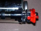 Manuelle Edelstahl-Kanister-Farben-abgleichende Maschine mit Jy-20b3