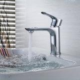 Flg Basin Faucet Chrome Robinet de salle de bain monté sur pont