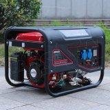 Bison (China) Precio de fábrica BS2500L 2kw 2kv Alambre de Cobre AC Fase Monofásica Gasolina Generador No Silencioso Generador Caballos de fuerza