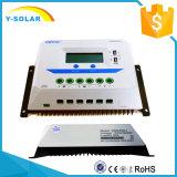 Panneau solaire d'Epsolar 60A 12V/24V/36V/48V/contrôleur USB/2.4A duel Vs6048au de pouvoir