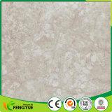 Mattonelle di pavimento del vinile del PVC di serie del marmo di colore della quercia bianca della stanza da bagno