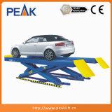 Strumentazione di sollevamento dell'automobile del fornitore della Cina con protezione del piede