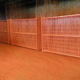 Acoplamiento de alambre soldado cubierto PVC para el material de construcción con el SGS