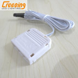 Casella di distributore a tre vie del collegare dell'indicatore luminoso del Governo del LED mini 2510 12V/3A