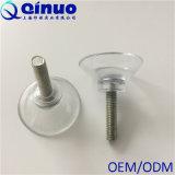 Alta qualidade feita sob encomenda de Qinuo copos plásticos da sução do parafuso de 45-8-32 milímetros
