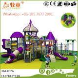 Kind-im Freienspielplatz-Vergnügungspark (MT/WOP-046B)