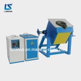 Оборудование 15kw высокочастотного металлолома индукции плавя