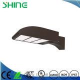 LED Shoebox 가벼운 주차장 정착물 100W 크리 말은 250-400W 금속 할로겐 Mh를 대체한다