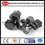Los tornillos de alta resistencia para la construcción de la estructura de acero