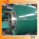 PPGI für Zink des Metalldach Blatt-Stahl Blatt-Dx52D beschichtete vorgestrichenen galvanisierten Stahlring PPGI