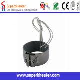100*50mm-220V-470W-Calentador Stainless-Steel Mica-Band personalizados elemento calefactor para máquina de inyección
