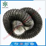 254mm 10inches de alta calidad Combi PVC de aluminio conducto flexible para la ventilación