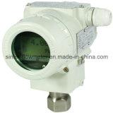 Transmissor de pressão Pipe-Mounted para medições de pressão de líquidos 4-20mA