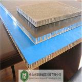 Panneau en aluminium de haute résistance de nid d'abeilles (HR17)
