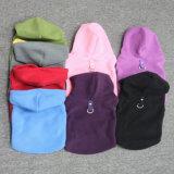 Ogni maglia del cane del tempo freddo del panno morbido del prodotto di Daypet con Hoodie