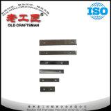 カッターヘッドのための炭化タングステンの可逆ナイフ