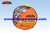 Веревочка трейлера веревочки кудели автомобиля стального провода автоматическая сверхмощная