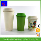 Eco-Friendly Bamboo Fiber Coffee Mug