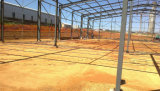 가벼운 프레임 강철 구조물 작업장 건물
