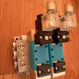 Elettrovalvole a solenoide pneumatiche delle bobine del collettore 6 di CC ISO5599-1 24V di Ningbo