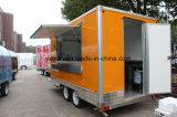 Mobiler Nahrungsmittel-LKW für Verkauf Saudi-Arabien