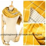 Última moda de alta qualidade lenço macio quente