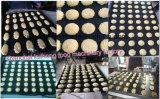Macchine cadenti del biscotto caldo di vendita del KH