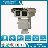 macchina fotografica resistente del laser 25W PTZ di integrazione 2.0MP di 4km per la prevenzione dell'incendio forestale (SHJ-TX30-S660)