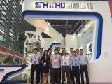 Beste Schmelzverfahrens-Optikfilmklebepresse der Faser-automatisierte Schmelzverfahrens-Filmklebepresse-X86 Shinho