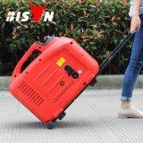 Bison (China) BS1600X Venda quente 1.6kw 1600W Doméstico Super silencioso Gasolina Digital 220V Gerador de Inversor Portátil