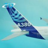 A380 Airbus Haus-Farben-vorbildliches Flugzeug-Harz-Modell