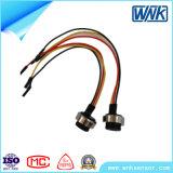 Sensor de presión de aire / gas / agua hidráulico y neumático de bajo costo para 0-1MPa