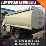 중국은 차량 기름 트럭 운반대에 연료를 공급하는 Isuzu 4000L 6000L를 만든다