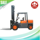 Forklift Diesel grande muito popular de 5 toneladas para a venda