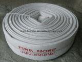 Tuyau bâché et de PVC de garniture d'incendie