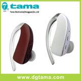 Uso del teléfono móvil inalámbrico Bluetooth para auriculares en la oreja los tres colores Opción