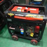 10kw Portable 10kVA Groupe électrogène Diesel Phase 3 Phase unique 220/380V