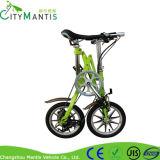 14 인치 탄소 강철 7 속도 1개 초 접히는 자전거