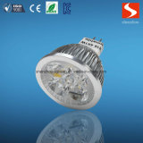 承認されるセリウムRoHSが付いている3W GU10 110-240V LEDの点ライト