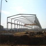 Edificio de acero mecánico prefabricado con el certificado del SGS