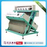 Hongshi CCD-Reis-Farben-Sorter-Maschinen-Fachmann auf dem Stock-Reis-Sortieren